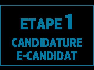 ETAPE 1 candidature EUR CREATES