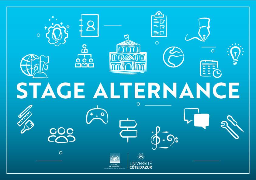 Illustration Stage Alternance
