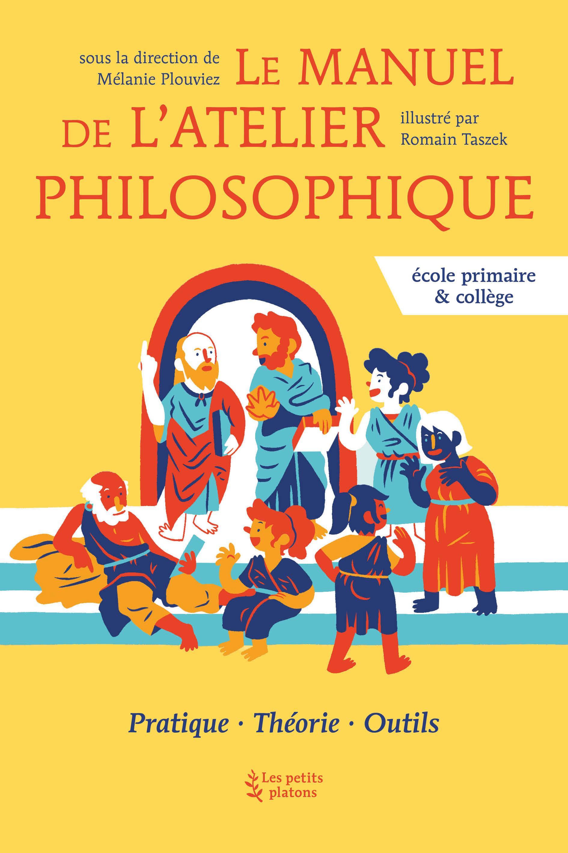 Guide de l'atelier philosophique - couverture