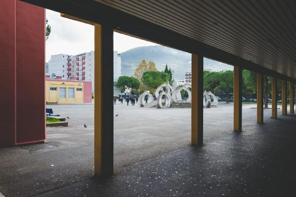 Collège Maurice Jaubert - Nice, L'Ariane