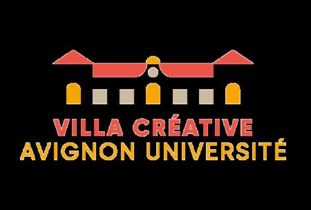 Logo villa créative Avignon